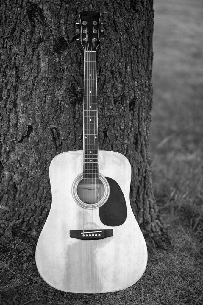 guitar, background, music