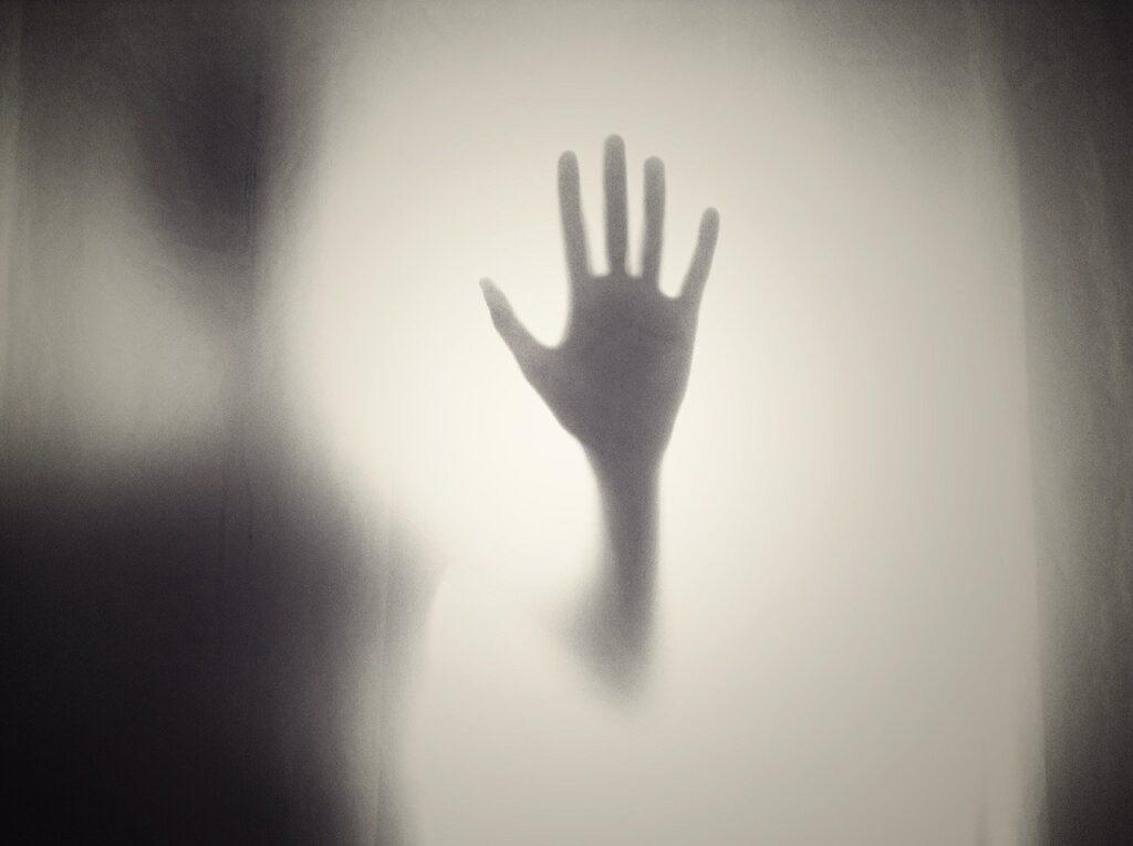 hand, silhouette, shape