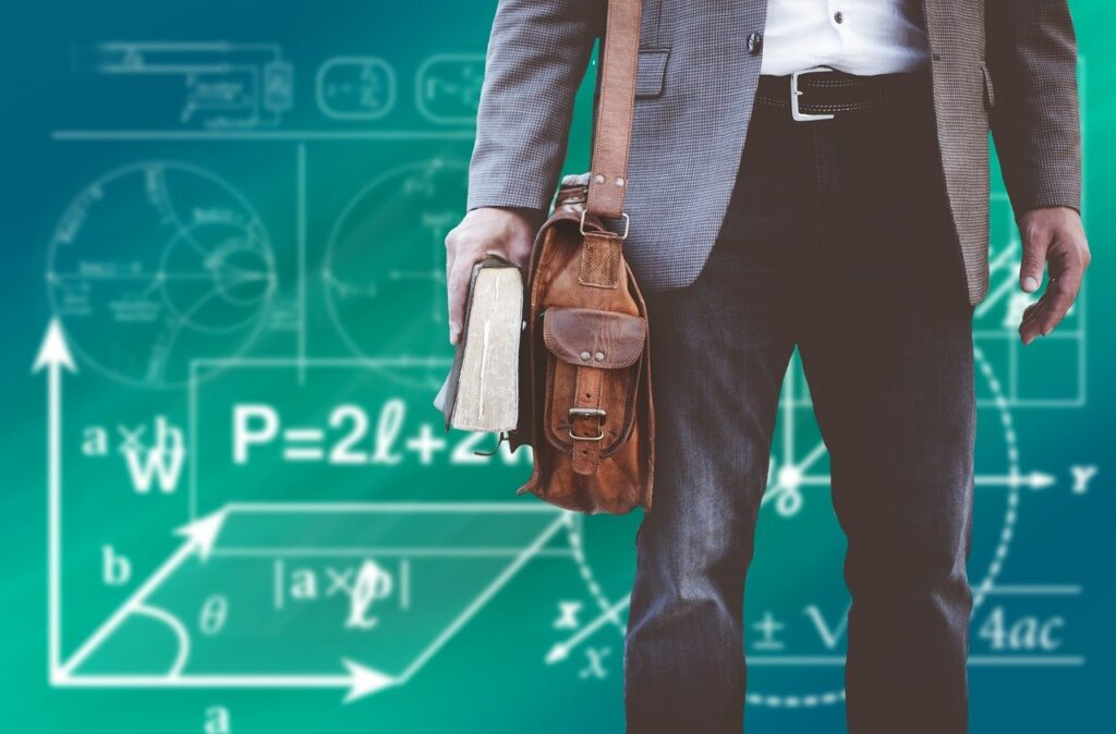student, professor, uni